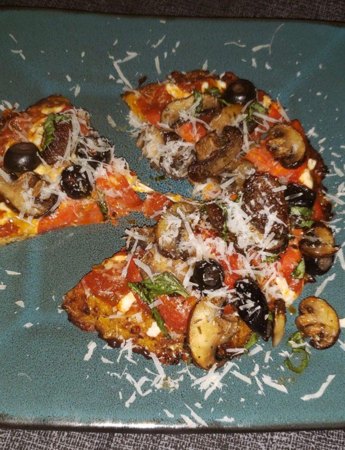 Amaze Cauliflower Crust Pizza