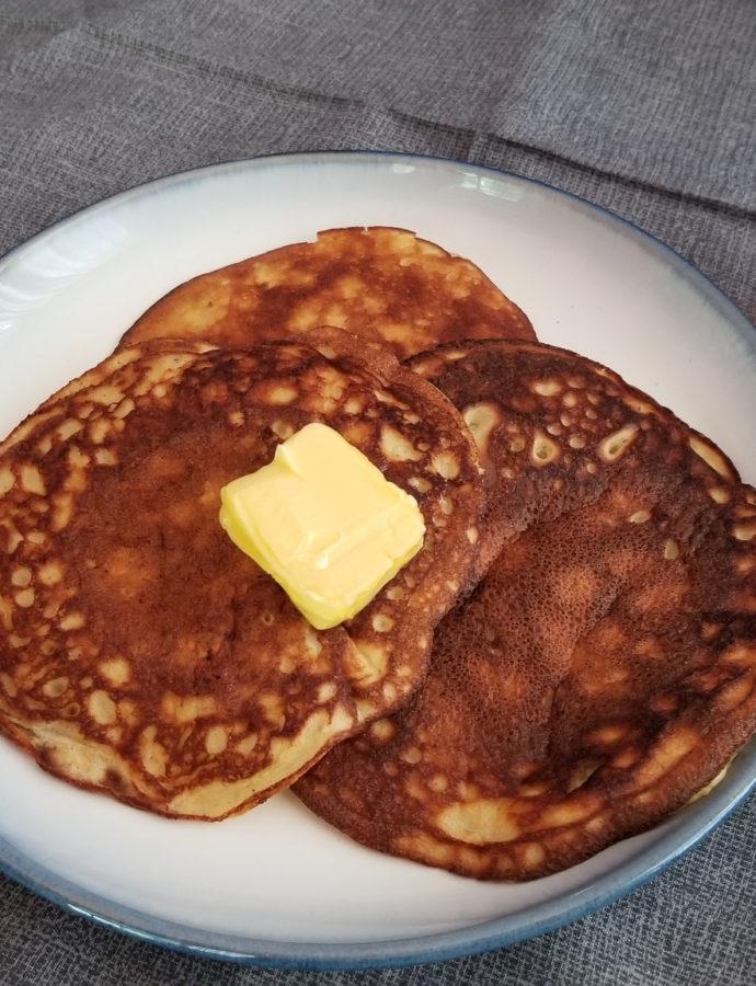 OMG! Keto Pancakes!